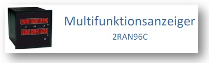 multifunktionsmessinstrument
