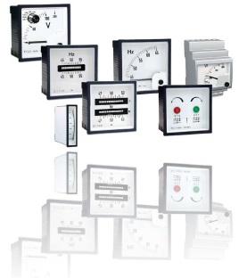 analoge messgeräte, 48x48,72x72,96x96, Voltmeter,Amperemeter