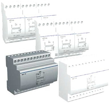 Sicherheitstransformatoren für Dauerbetrieb 15VA,25VA,40VA,63VA