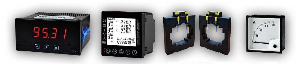 DC Amperemeter Analoges Anzeigeinstrument Amperemeter Strommessgerät Zeiger